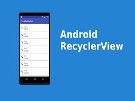 RecyclerView滚动事件分析与OnScrollListener的使用
